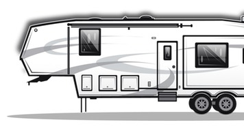 Talk to our service representatives today to find the right coverage for your fifth-wheel motorhome.