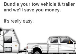 Bundle your tow vehicle and save.