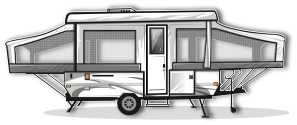 Pop Up Camper Insurance | RV America Insurance